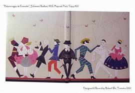 George Barbier and Francois Louis Schmied's Personnages de Comedie (Paris, 1922)