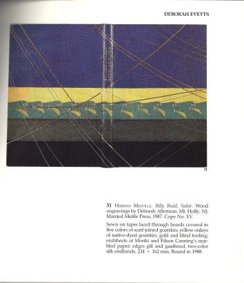 Contemporary American Bookbinding, 1990.