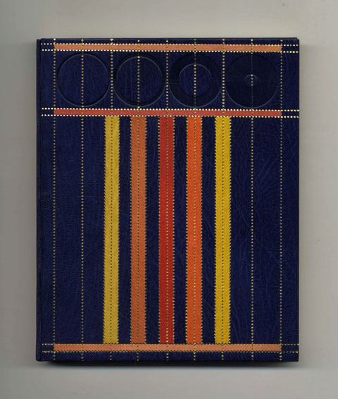 Barbara Hogson and Claudia Cohen. Occupied by Color. Heavenly Monkey Editions, 2012. 7 x 8.5 inches.