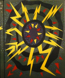 Allen Ginsberg. Howl, Grabhorn-Hoyem, San Francisco, 1971. 11.5 x 8.75 inches Bound in 1986