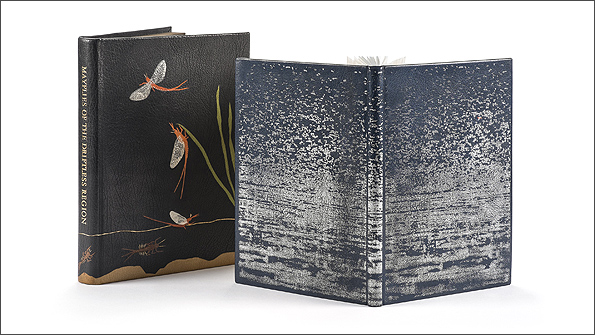 Clarke Garry. Mayflies of the Driftless Region. Illustrated by Gaylord Schanilec. Midnight Paper Sales: Stockholm, WI, 2005