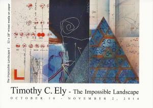 Ely The Impossible Landscape I