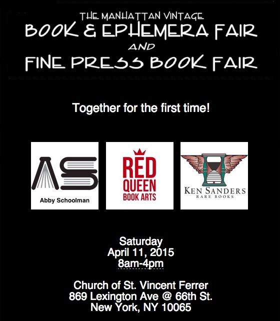 Manhattan Book Fair-1