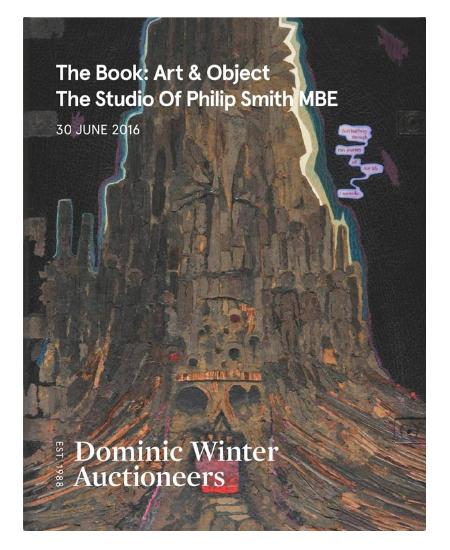 Philip Smith catalog cover